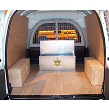 Volkswagen Vw Caddy 1997 03 Ply Lining Kit Vanstyle